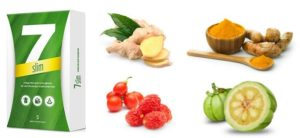 7slim - Ingrédients - les usages - en pharmacie