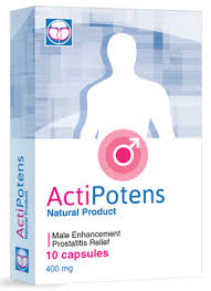 Actipotens - commander - comment utiliser - en pharmacie