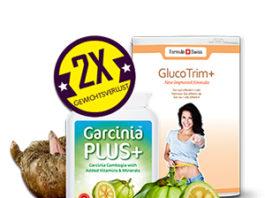GlucoTrim + Garcinia Plus - comment utiliser - dangereux - Amazon