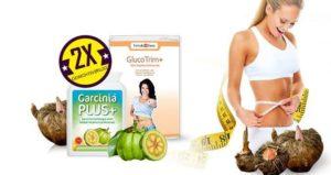 GlucoTrim + Garcinia Plus - régime - pas cher- prix