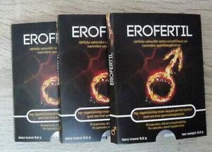 Parmi les nombreux suppléments qui soutiennent la sexualité masculine, j'ai finalement décidé d'utiliser Erofertil.