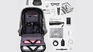 Nomad Backpack - action - site officiel - instruction