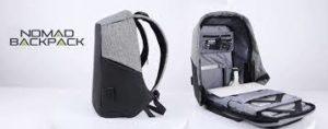 Nomad Backpack - avis - effets - Amazon