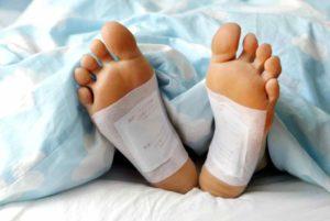 Foot Patch Detox - dangereux - effets - forum