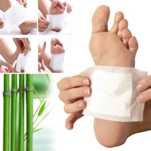 Foot Patch Detox - site officiel - sérum - Amazon