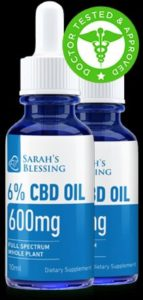 Sarah's Blessing CBD-Öl - pas cher - crème - comment utiliser