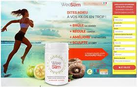 WeeSlim – comprimés – crème – comment utiliser – site officiel – composition – en pharmacie