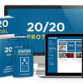 20/20 Protocol Vision Program - Amazon - composition - pas cher