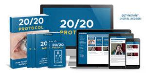 20/20 Protocol Vision Program - Amazon - composition - pas cher